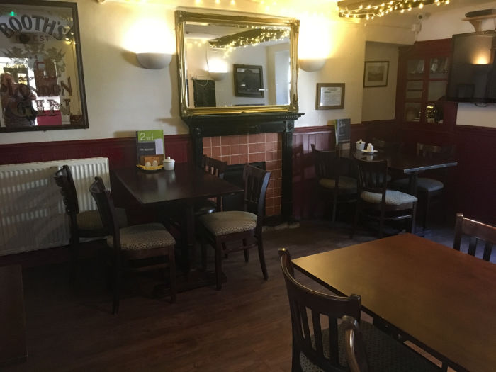 More Dining Area In The Swan Thornbury England
